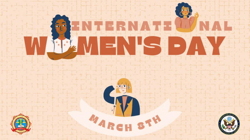 international womens day banner image
